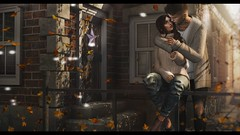 Fall for you (Hara ♥) Tags: kumuckyhara secondlife fameshed spellbound coco aphorism theforge trompeloeil hive drunkpanda