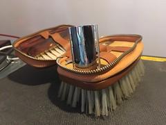 Gillette Ball-End Tech razor