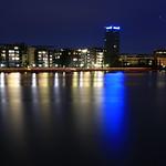 Rummelsburger Bucht bei Nacht thumbnail