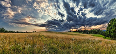 IMG_4402-11Ptzl1TBbLGER (ultravivid imaging) Tags: ultravividimaging ultra vivid imaging ultravivid colorful canon canon5dmk2 clouds stormclouds fields farm rural vista scenic panoramic pennsylvania pa rainyday evening summer landscape sky lateafternoon sunsetclouds