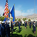 Palo Verde HS and Neal ES honors victims of 9/11