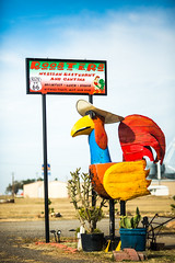 Roosters (Thomas Hawk) Tags: america roosters route66 texas usa unitedstates unitedstatesofamerica vega resturant rooster fav10