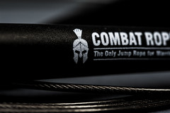 Combat Rope (niKonJunKy22) Tags: macromondays health healthy fit fitness rope jump combat workout cable macro life photography sparta dark stayhealthy stayinghealthy