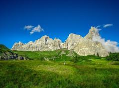 Dolomites - Passo Rolle (einaz80) Tags: passo rolle passorolle dolomiti dolomites dolomite bordoni vezzana cimon cimone dellapala pala mountain mountains monti montagne rollepass pass