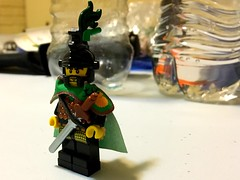 Lord Captain of the Stags (Luke-The-Bricker) Tags: warrior knight lego