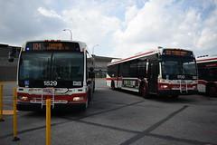 1700 & 1829 (TransitfanJW) Tags: ttc toronto transit commission