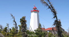 LIGHTHOUSE   |  MISCOU ISLAND  |  NEW BRUNSWICK  |   CANADA (C C Gosselin) Tags: lighthouse | miscou island new brunswick canada canon7dmarkii canon 7dmarkii 7d markii mark ii canoneosrebelt2i canoneos7d canon7d eos7d canoneos eos rebel t2i ph:camera=canon flickr