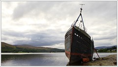 "Corpach Shipwreck (Ben.Allison36) Tags: corpach scotland fort william ship wreck lochaber ""the golden harvester """