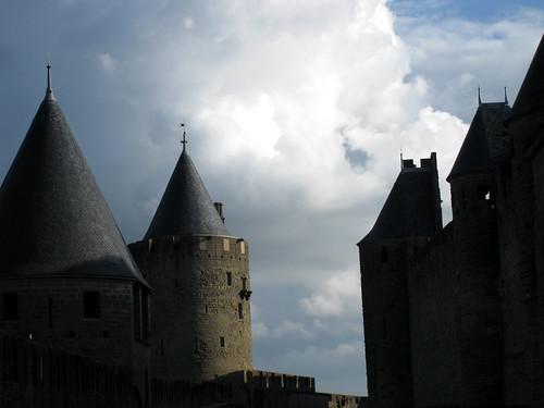 FR10 1291 La Cité de Carcassonne, Aude