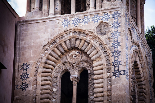 La Martorana - 12th Century Norman church in Palermo, Sicily - Italy 2016
