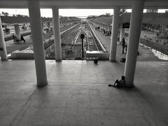 #Railway #Station #Life (ayonsahajr) Tags: life station railway