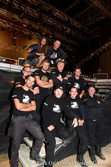 Staff & Backstage samedi 12 août 2017 /
