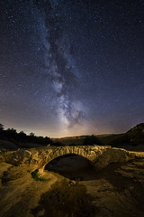 Milky Way (Alfredo.Ruiz) Tags: canon eos6d samyang 14mm luna alava milky way