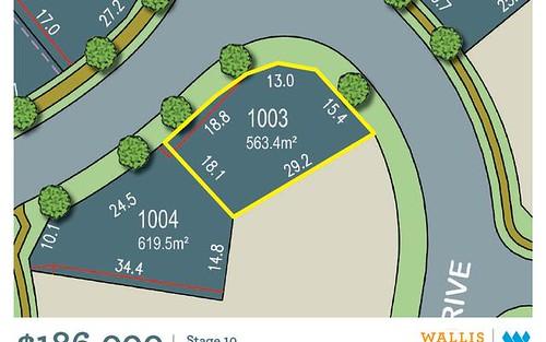 Lot 1003, Saddlers Drive, Gillieston Heights NSW