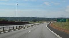 E45-29 (European Roads) Tags: e45 motorväg älvängen göteborg sweden sverige