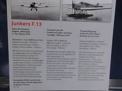 "Junkers F.13 9 • <a style=""font-size:0.8em;"" href=""http://www.flickr.com/photos/81723459@N04/36638561502/"" target=""_blank"">View on Flickr</a>"