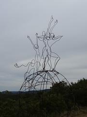 Sentier Sculpturel Mayronnes