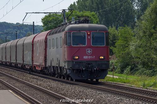 SBB CFF FFS Re 620 011-7