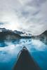 Canoeing in Jasper National Park (BrendanBannister) Tags: banff national park jasper canada oregon washington california waterfalls pnw pacific northwest lake moraine peyto spirit island cascade falls east end rundle canmore