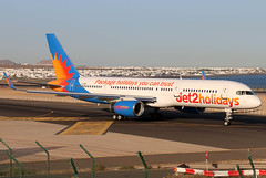 G-LSAK_02 (GH@BHD) Tags: glsak boeing b757 b752 757 757200 ls exs jet2 jet2holidays ace gcrr arrecifeairport arrecife lanzarote airliner aircraft aviation