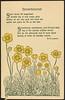 Smørbloms tegnet av Thorolf Holmboe, dikt av Magnus B. Landstad (National Library of Norway) Tags: nasjonalbiblioteket nationallibraryofnorway postkort postcards thorolfholmboe magnusblandstad magnuslandstad magnusbrostruplandstad smørblomst blomster vår flowers spring summer sommer buttercup meadowbuttercup dikt poem