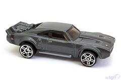 1-64_Hot_Wheels_Fast_Furious_Ice_Charger_3 (Sigi D) Tags: 164 hotwheels hot wheels diecast dodge charger ice dominic toretto fast furious fastfurious furious8 sigid