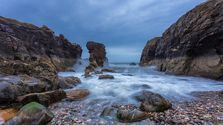 Girdleness, Sea stack-2.jpg