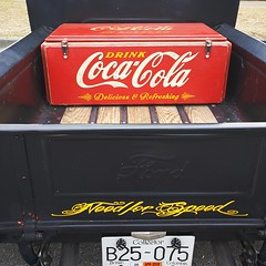 Coca Cola (Beeke...) Tags: classiccars ford trucks historic signs cocacola nostalgia bc canada whiterock collectorsitem classicford