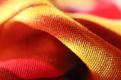 Memories... (Through Serena's Lens) Tags: hmm macromondays abstractmacro colorful vibrant scarf fabric patterns textile dof bokeh canoneos6dmarkii soft texture naturallight