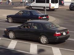 Mazda 626 (US spec) (Skitmeister) Tags: skitmeister minsk belarus witrusland минск беларусь