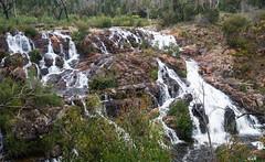Broken Falls in The Grampians Victoria (laurie.g.w) Tags: brokenfalls victoria thegrampians waterfall cascade stream creek river mackenzieriver mackenziefalls nationalpark australia landscape rocks water