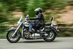 Easy rider (the nenuco 123) Tags: easy rider velocidad aras de los olmos valencia spain motorcycle green verde