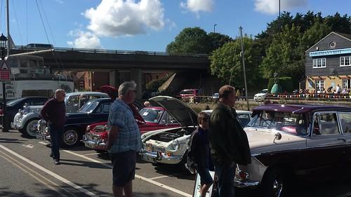 Isle of Wright Classic Car Extravaganza 2017