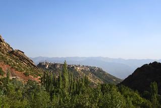 View towards Amedi / Iraqi Kurdistan
