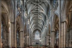 York Minster 9 (Darwinsgift) Tags: york minster hdr photomatix nikon d850 nikkor 19mm f4 pc e tilt shift tiltshift church