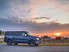 Our New Van (MSVG) Tags: 2017 nissan nv nv3500 3500 2500 1500 nv2500 nv1500 passenger 2016 2015 2014 2013 2012 arctic blue