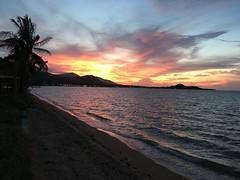 koh samui sunset today (soma-samui.com) Tags: sunset thailand kohsamui サンセット タイ サムイ島