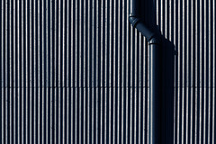 Realigning (aleadam) Tags: abstract line wall metal tube shadow parallel diagonal vertical contrast blue monochromatic chelseapiers nyc smileonsaturday linesandstripes