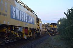 17.01.2017 (I); Botsing werktreinen bij Venray (chriswesterduin) Tags: venray botsing werktrein swietelsky trein train derailed ontsporing