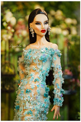 OOAK INAMORATA CHARO '' WINTER BUTTERFLY '' by Aquatalis (AlexNg & QuanaP) Tags: ooak inamorata charo winter butterfly by aquatalis makeover quanap gown alexng available etsy wwwetsycomshopaquatalis