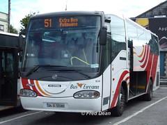 Bus Eireann SC66 (04D55580). (Fred Dean Jnr) Tags: scania irizar century august2006 buseireann buseireannroute51 sc66 04d55580 galwaybusstation