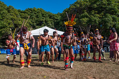 _DSC9392 (Radis Comunicação e Saúde) Tags: 13ª edição do acampamento terra livre atl movimento dos povos indígenas nenhum direito menos revista radis 166 comunicação e saúde