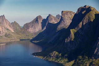 Kirkefjord - Lofoten
