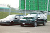 1993 Volkswagen Passat VR6 GLX (NGcs / Gábor) Tags: volkswagen passat vr6 glx b3 german car variant americanspec usdm vw