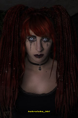 DSC_7948 (kbl phtogaphy) Tags: maquillaje fantasia halloween nikon nikon5100 miedo terror caracterización retrato fotoestudio estudio