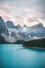 Lake Moraine, Banff National Park (BrendanBannister) Tags: banff national park jasper canada oregon washington california waterfalls pnw pacific northwest lake moraine peyto spirit island cascade falls east end rundle canmore