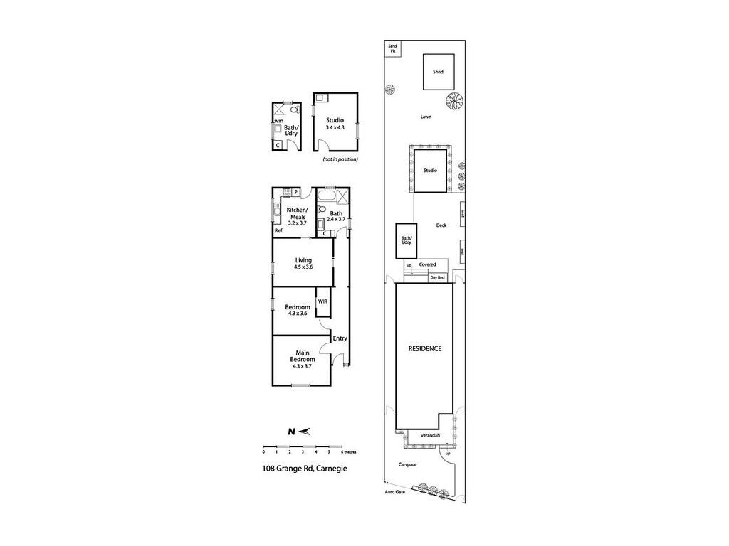 108 Grange Road floorplan