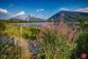 Vermilion Lakse, pretty as always (Kasia Sokulska (KasiaBasic)) Tags: fujix canada alberta rockies mountains vermilionlakes banffnp landscape lake nature