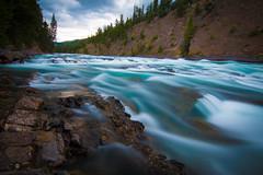 Bow River Falls in Banff (MH Photography Austria) Tags: bowriver banffnationalpark banff canon canon70d canonaustria captures river