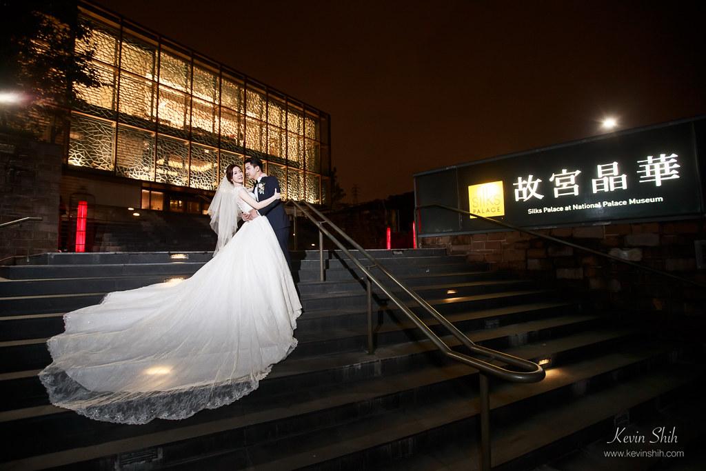 故宮晶華婚攝-婚禮紀錄-教堂婚禮
